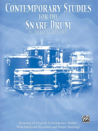 Fred Albright: Contemporary Studies for the Snare Drum