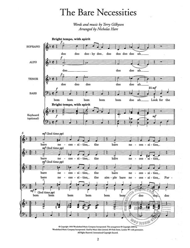 Allwood Ralph: By Popular Request Satb/Piano (Allwood) (1)