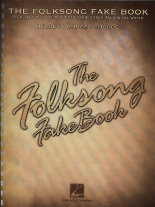 Folksong Fake Book