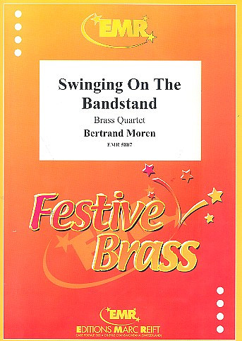 Moren, Bertrand: Swinging On The Bandstand