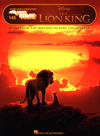 Hans Zimmer et al.: E-Z Play Today 146: The Lion King