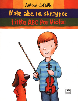 Antoni Cofalik: Little ABC for Violin