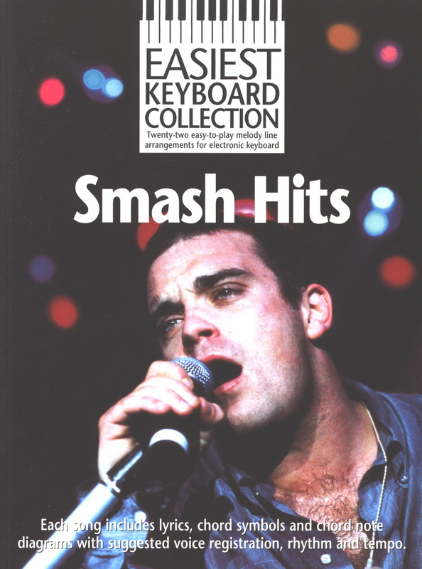 Easiest Keyboard Collection Smash Hits MLC