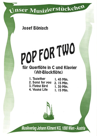 Josef Bönisch: Pop For Two