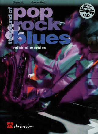 Michiel Merkies: Sound Of Pop Rock Blues 2