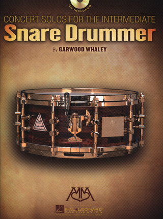 Garwood Whaley: Concert Solos for the Intermediate Snare Drummer