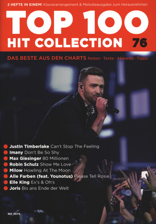 Top 100 Hit Collection 76