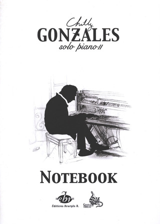 Chilly Gonzales: Notebook – Solo Piano 2