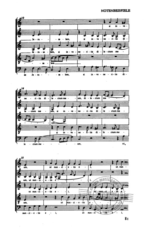 Bach Kantaten Texte