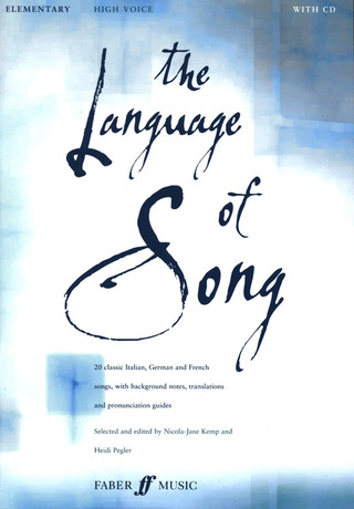 The Language of Song – Elementary