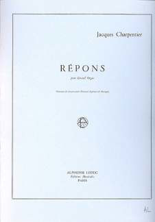 Jean-Jacques Charpentier: Repons