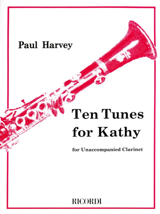 Paul Harvey: Ten Tunes For Kathy