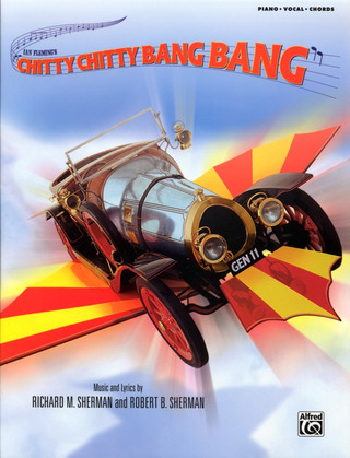 "Sherman, Richard M. / Sherman, Robert B.: Ian Fleming's ""Chitty Chitty Bang Bang"""