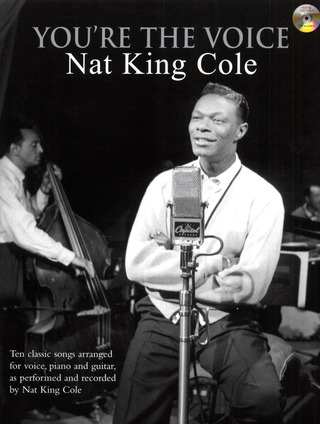 You're The Voice: Nat King Cole Pvg Book/Cd