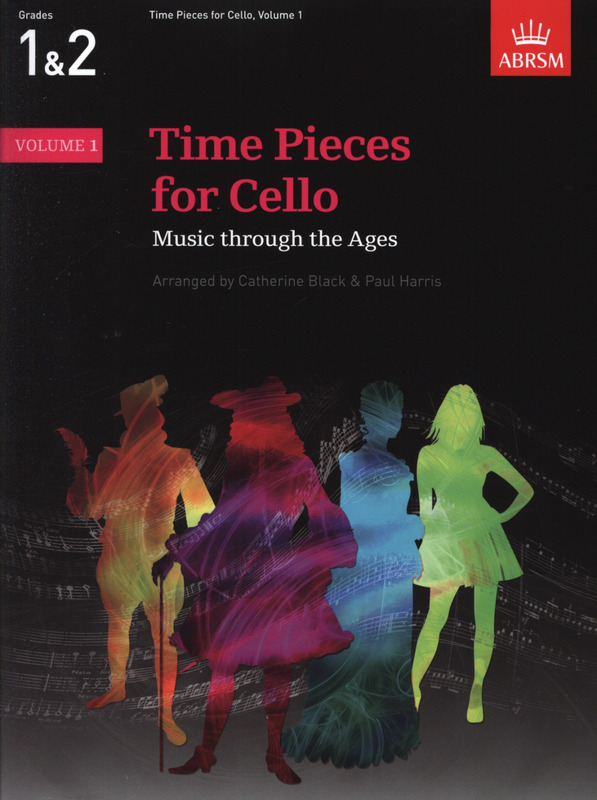 Paul Harris y otros.: Time Pieces for Cello: Music through the Ages 1