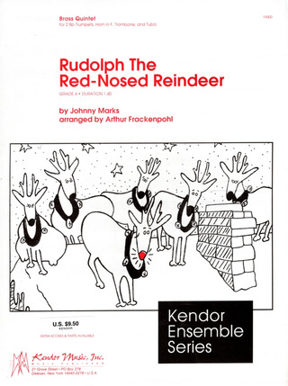 Johnny Marks: Rudolph the Red-Nosed Reindeer