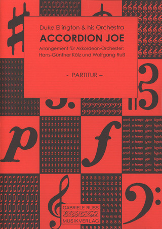 Duke Ellington: Accordion Joe