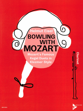 Wolfgang Amadeus Mozart: Bowling with Mozart