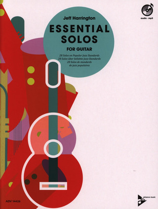 Jeff Harrington: Essential Solos for Guitar