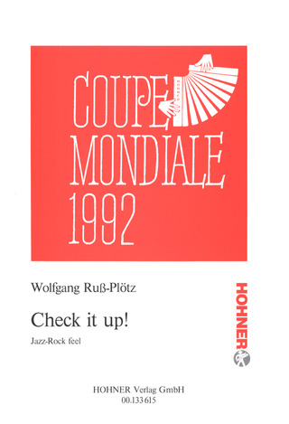 Wolfgang Ruß: Check it up!