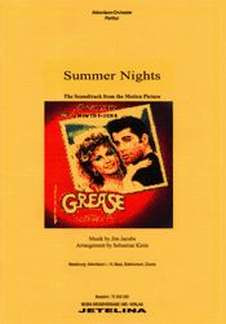 Jacobs Jim: Summer Nights (Grease)