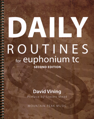 David Vining: Daily Routines for Euphonium TC