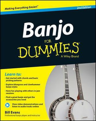 Bill Evans: BANJO FOR DUMMIES