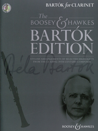 Béla Bartók: Bartók for Clarinet