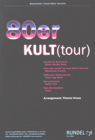 Thiemo Kraas: 80er KULT(tour)