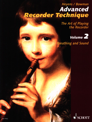 Heyens, Gudrun: Advanced Recorder Technique