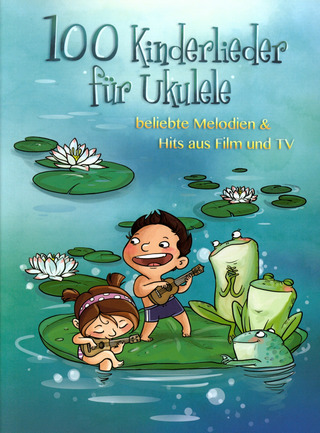 100 children´s songs for Ukulele