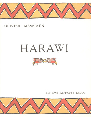 Olivier Messiaen: Harawi