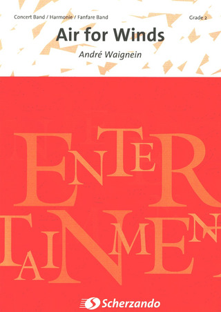André Waignein: Air for winds