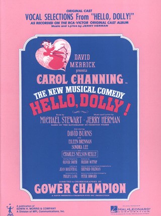 Jerry Herman: Hello, Dolly!