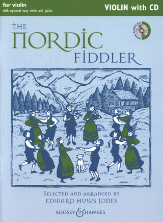 Edward Huws Jones: The Nordic Fiddler