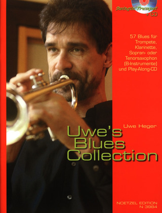 Uwe Heger: Uwe's Blues Collection.