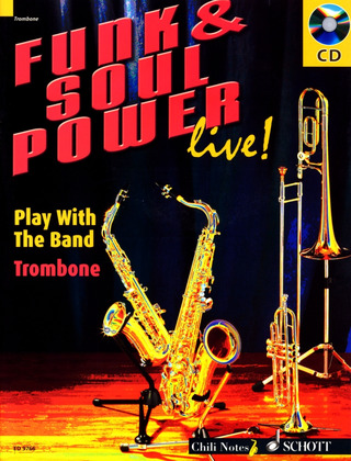 Gernot Dechert: Funk & Soul Power live!