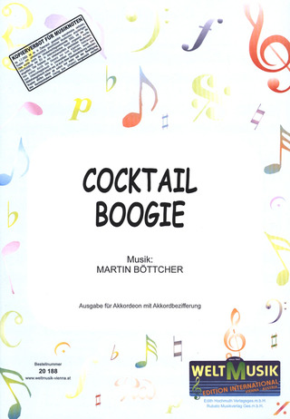 Boettcher Martin: Cocktail Boogie