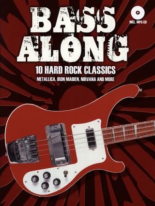 Bass Along: Classic Rock | buy now in Stretta sheet music shop