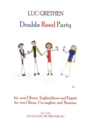 Luc Grethen: Double Reed Party