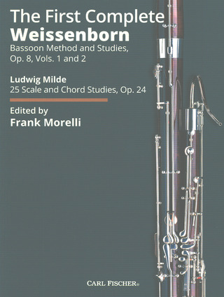 Julius Weissenborn et al.: The First Complete Weissenborn