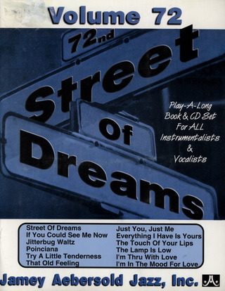Jamey Aebersold: Street Of Dreams