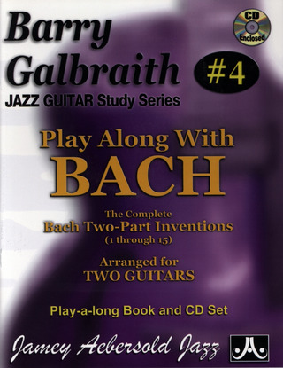 Johann Sebastian Bach: The Complete Two-Part Inventions