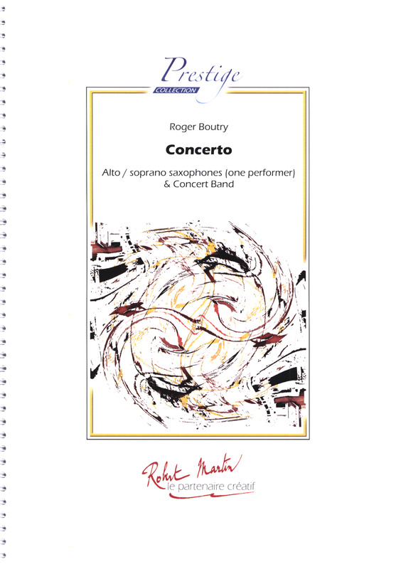 Roger Boutry: Concerto