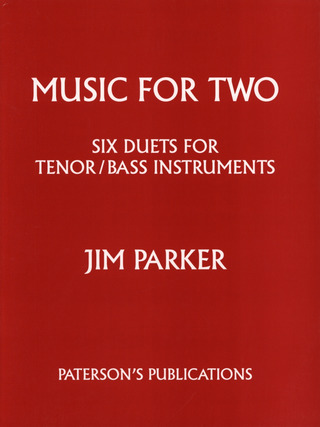 Charlie Parker: Parker Music For Two/Six Duets For Tenor And Bass Instruments