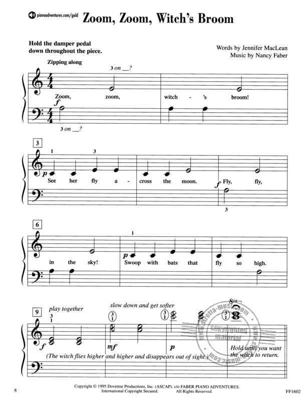 piano adventures primer level – gold star performance from randall faber et  al. | buy now in the stretta sheet music shop  stretta music