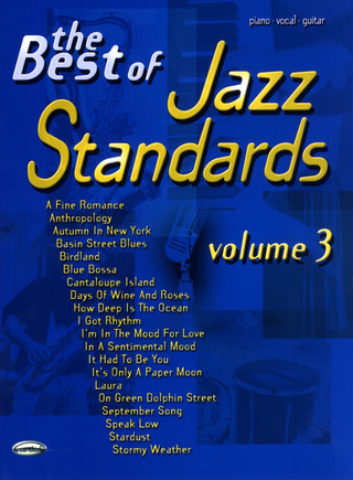 The Best of Jazz Standards 3