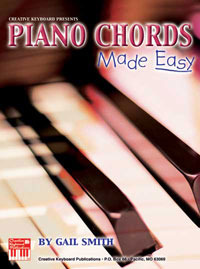 Smith Gail: Piano Chords Made Easy