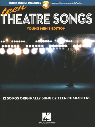 Teen Theatre Songs - Young Men's Edition
