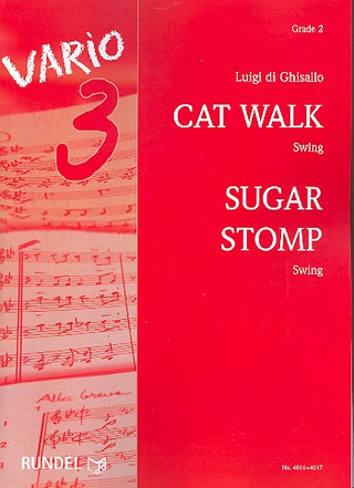 Luigi di Ghisallo: Cat Walk / Sugar Stomp